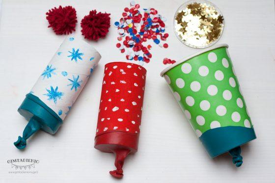 idėjos naujų metų vakarėliui vaikams