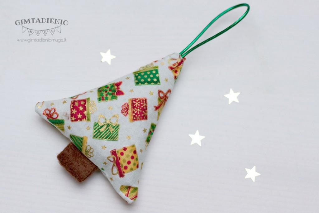 žaisliukai kalėdoms kaip padaryti eglutę