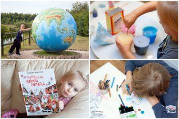 7 paprastos idėjos kaip lavinti ikimokyklinukus