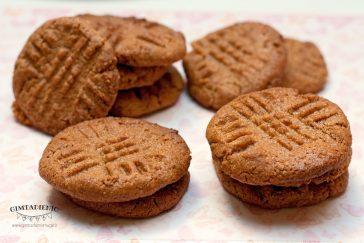 sausainiai iš 3 ingredientų be miltų