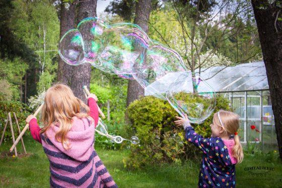 kur užsakyti muilo burbulus vaiko gimtadieniui