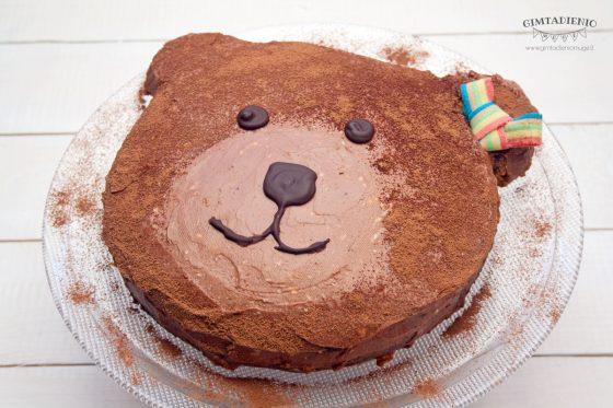tortas vaiko gimtadieniui