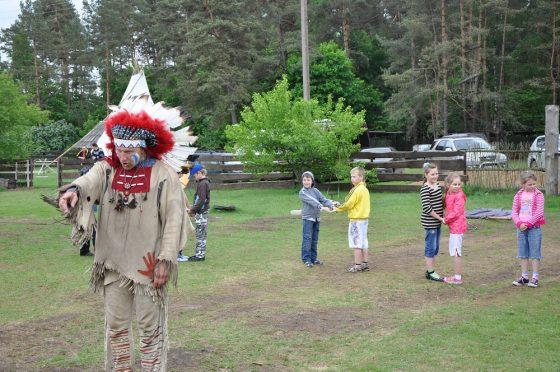 indėniškas gimtadienis vaikams