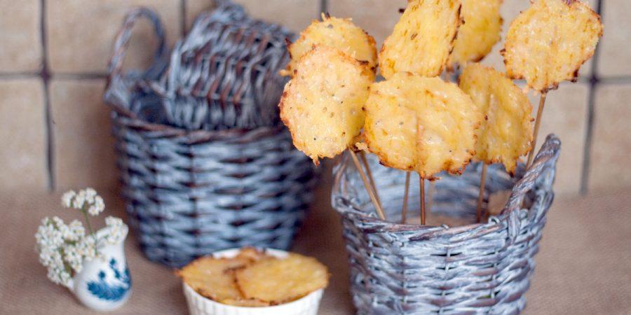 cukinijų ir sūrio traškučiai gimtadienio mugė
