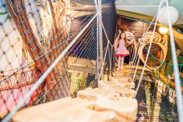 ekologiškas vaikų žaidimų kambarys