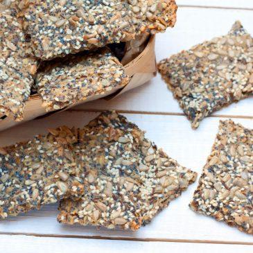 naminiai duoniukai sveikuolių duonelės paprastai ir greitai