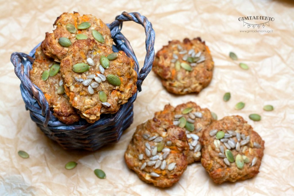 sveiki sausainiai