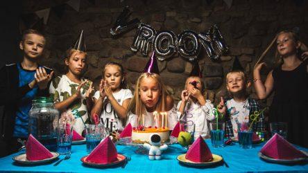 vaiko gimtadienis vr akiniai