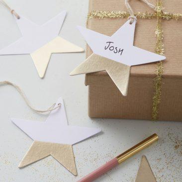 dovanų etiketės kalėdoms