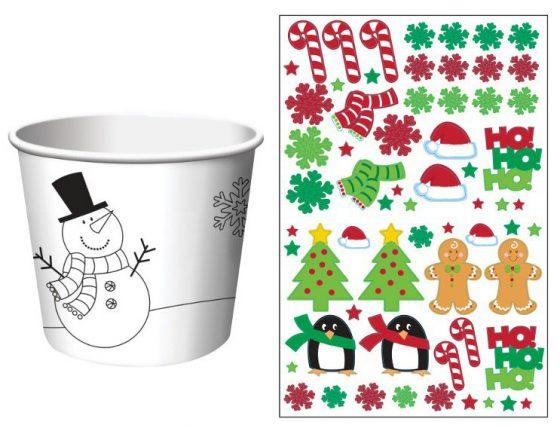 idėjos vaikų kalėdoms