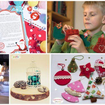 kūrybingas kalėdų laukimas