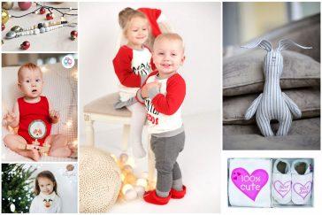 mažylių kalėdos