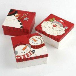 dėžutė kalėdų dovanai