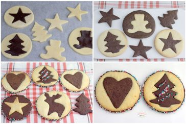 kalėdiniai sausainiai vaikams