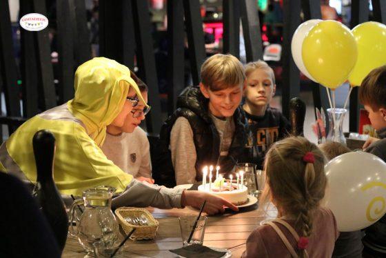 gimtadienio šventė boulinge