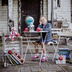 meninė fotosesijos vaikams
