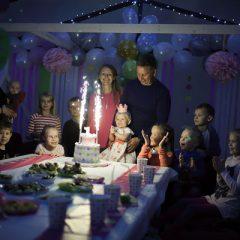 vaikų švenčių fotografas