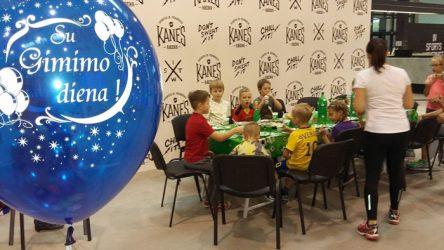 idėjos berniuko gimtadieniui šiauliai