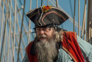 piratiška vaikų gimtadienio šventė