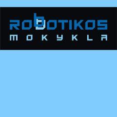 robotikos mokykla logo