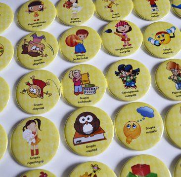 ženkliukai pagal užsakymą vaikų šventei