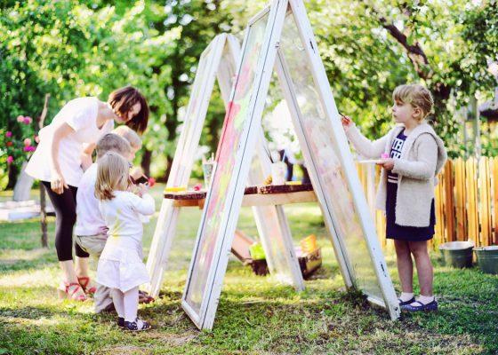 vaikų šventė gryname ore kaune