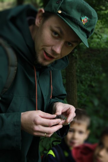 edukacin4 programa jaunieji gamtininkai