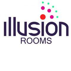 illusion rooms logo