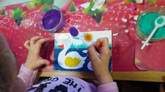 kūrybinė edukacija vaikams