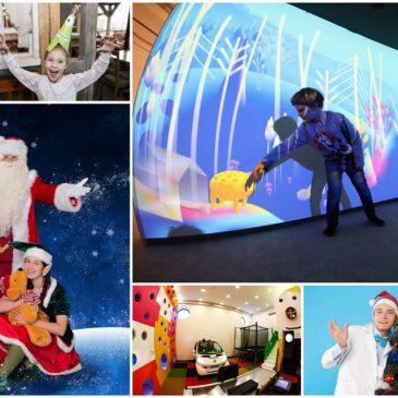 kalėdiniai renginiai vaikams kur smagiai juos atšvęsti