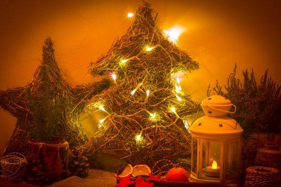 kalėdinė eglutė pasidaryk pats