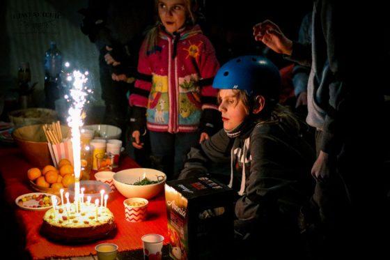 vaiko gimtadienis kablio parke