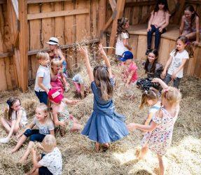 kunos parkas vaikų gimtadieniai