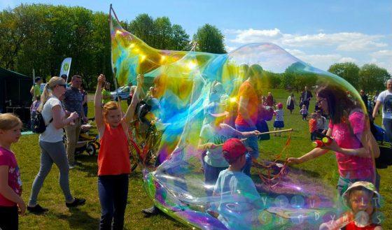 didelis muilo burbulai kur užsakyti