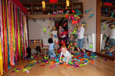 naujas vaikų gimtadienis