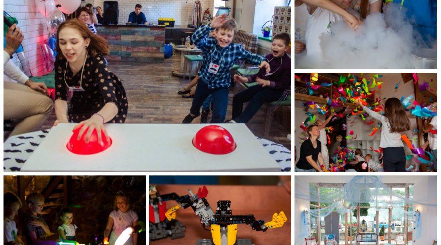 naujos vaikų gimtadienių programos vilniuje taip švęsti įdomiau