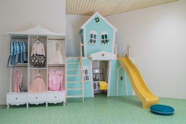 žaidimų kambarys mandarinas