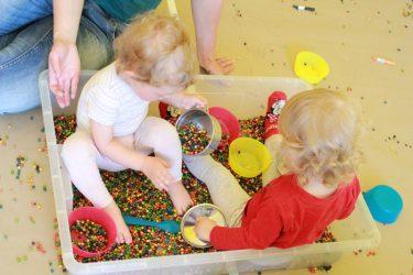 kūrybinis gimtadienis mažiems vaikams