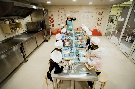 kulinarinis gimtadienis vaikams kaunas