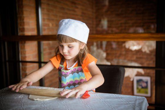 vaiko gimtadienis picos kepimas