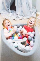 naujas vaikų žaidimų kambarys perkūnkiemis