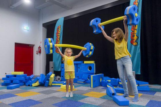 aktyvus vaikų gimtadienis vilnius