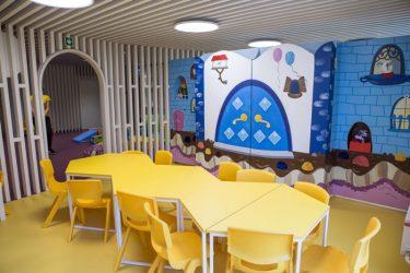 nauja vaikų žaidimų erdvė kaunas