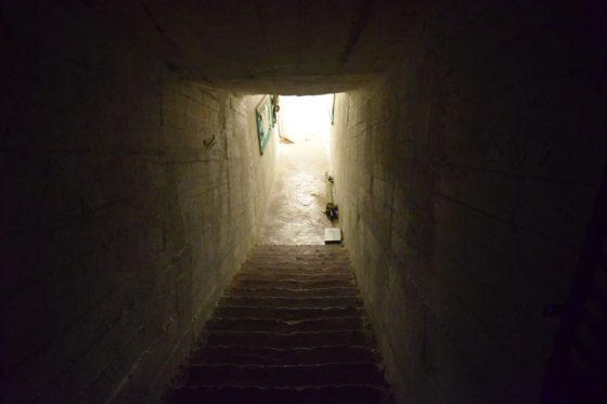 pabėgimo kambarys bunkeris