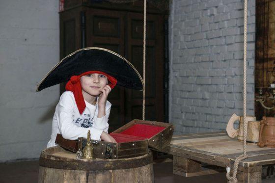 piratiškas gimtadienis kaunas