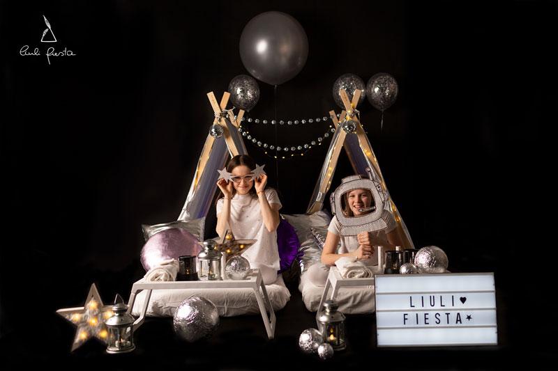 vaiko gimtadienis kosmoso tema