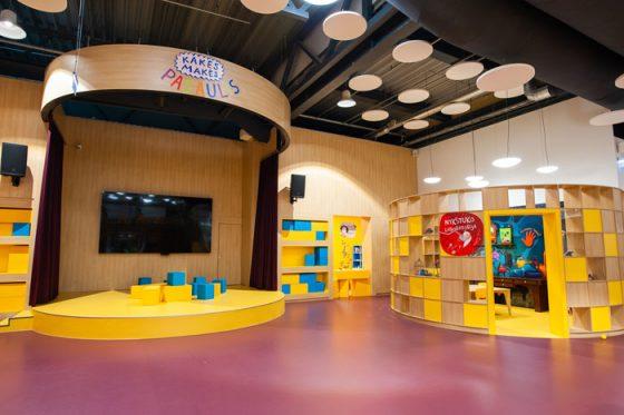žaidimų kambarys akropolis vilnius