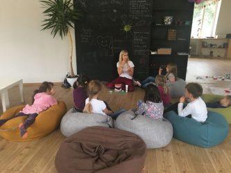 pamokėlės vaikams apie sveikatą
