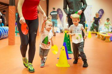 sportas vaikams startukas