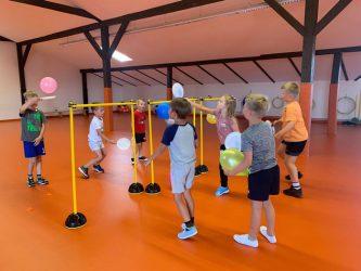 sportiškas vaiko gimtadienis kaunas